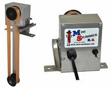 """Wayne MSRS8CS Mini-Skimmer RS Belt Oil Skimmer 8"""" for machine shops tramp oil"""
