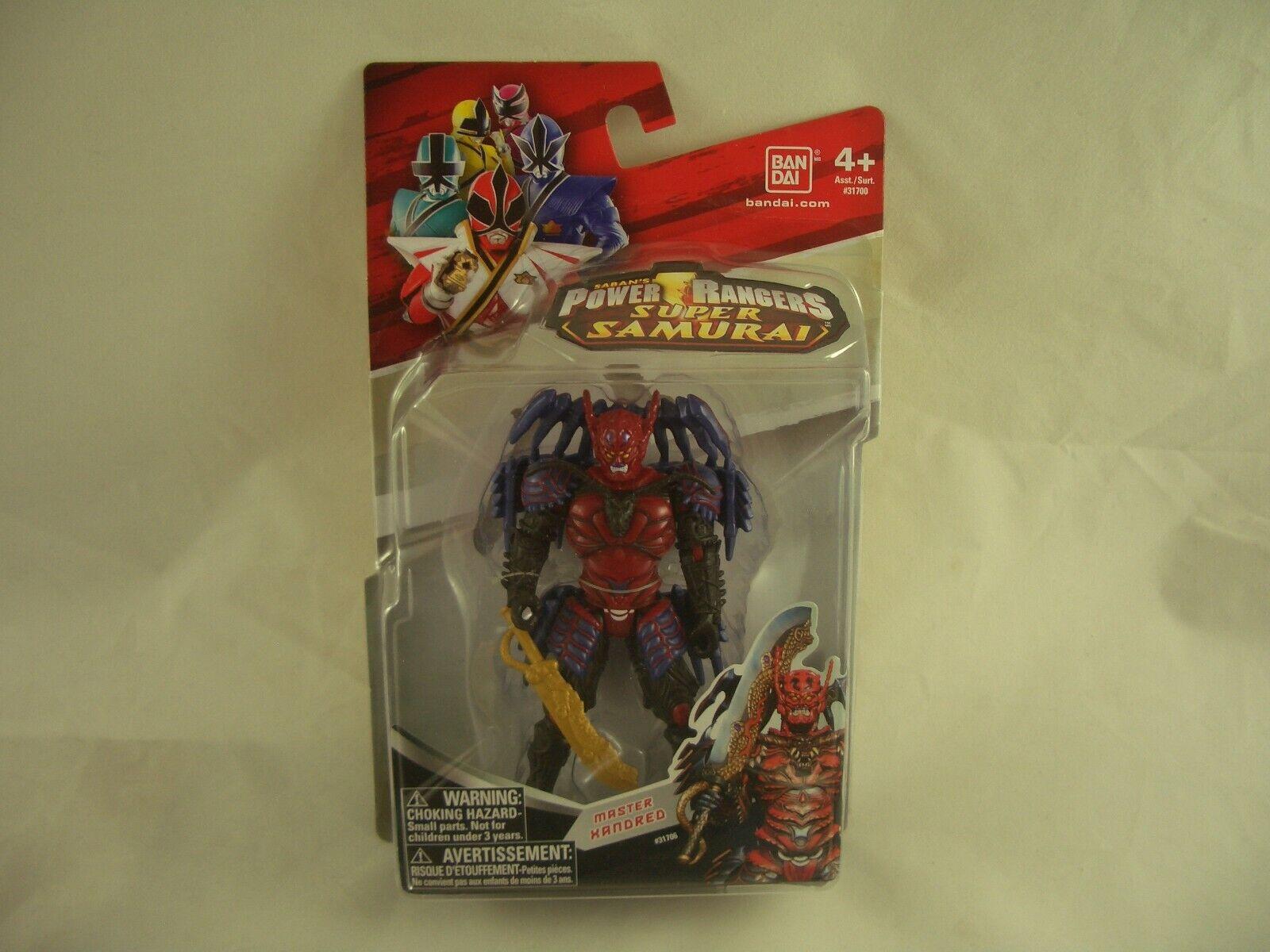 Energia Rangers Super Samurai Master Xerosso azione  cifra  acquista online