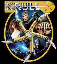 80's Sci-Fi Classic Krull Poster Art custom tee Any Size Any Color
