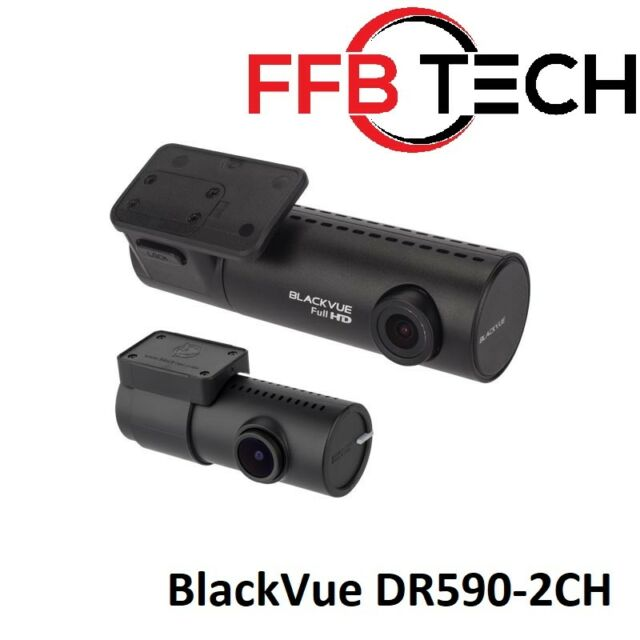 2 Channel 16GB BlackVue DR590 Full HD Dashcam Sony Starvis Image Sensor