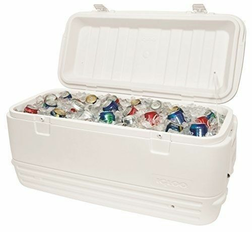 Igloo Polar grand 120qt 114 Litre 188 Can Cool Box Ice Chest Cooler 5 Days