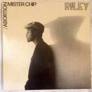 RILEY-7-034-Mint-Promo-1981-Mister-Chip-Abortion-New-rose-RC-110