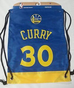 Stephen-Steph-Curry-30-Warriors-Jersey-Back-Pack-Sack-Drawstring-gym-Bag-NBA