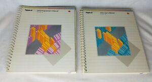 Apple-DOS-User-039-s-amp-Programmer-039-s-Manuals-II-II-IIe-Computer-Books-82-83-Vintage