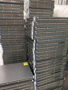 Cisco-Catalyst-3560-PoE-48-Switch-WS-C3560-48PS-S