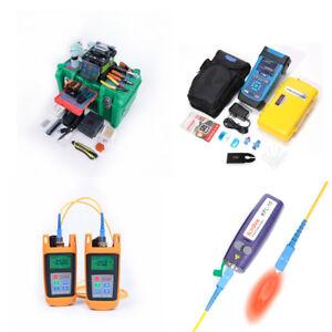 Komshine-Latest-GX37-fusion-splicer-kit-and-QX45-SM-OTDR-OPM-OLS-VFL-Combos