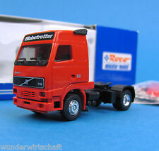 Roco H0 1611 VOLVO FH 16 Globetrotter Sattel-Zugmaschine Rot, truck HO 1:87 OVP