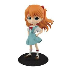 Evangelion Asuka Langley Character Q Posket Figure Ver.B Collection Anime Girls