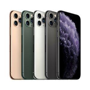 Apple-iPhone-11-Pro-256-GB-verschiedene-Farben-NEU