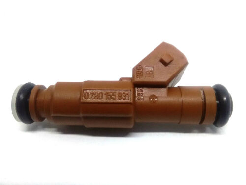 FOR 98-09 VOLVO 2.4-2.5-2.9 L-TURBO SINGLE OEM Bosch Fuel Injector 0280155831