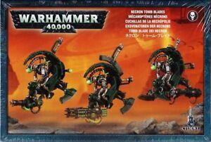Necron-Tomb-Blades-Necrons-Exovenatoren-Warhammer-40-000-Games-Workshop-GW-40k