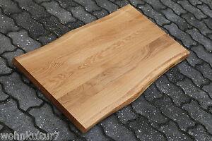 Tischplatte Platte Eiche Massiv Holz NEU Tisch Brett Leimholz auf Maß Rustikal !