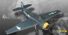 Flight Wings 1/18 TBF Avenger White Arrow VT-84 USS Bunker Hill SCALE REPLICA