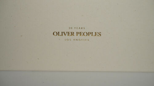 Oilver Peoples New Sunglasses Military 18k Gold Brown OV5184 1648 47 24 142