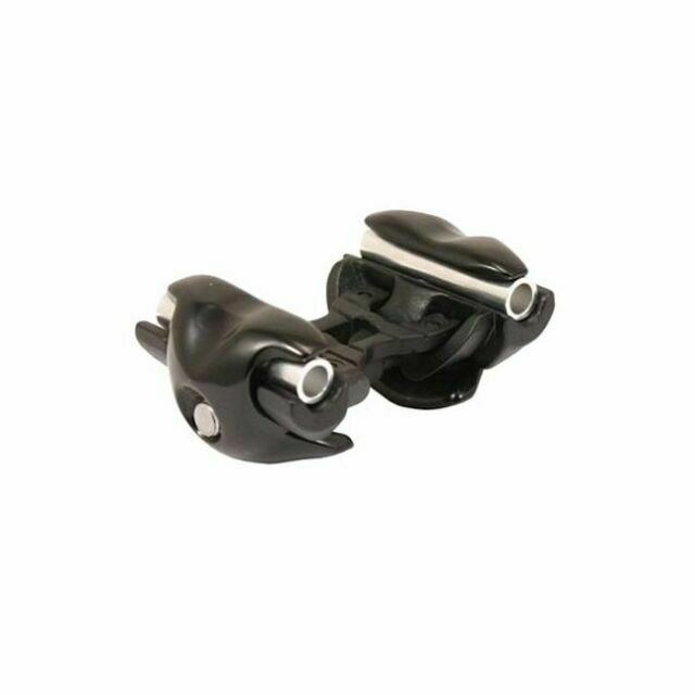 Ritchey WCS Carbon One-Bolt Clamp Kit 7 x 7 Standard
