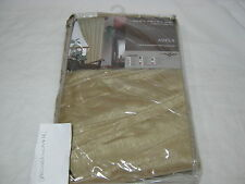New ESTEX ADELA SILK LIKE Rod Pocket Drapery WINDOW PANEL  54x90 - Antique NIP