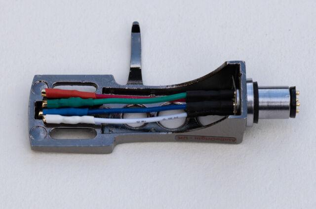 NEW TITANIUM Cartridge Headshell for JVC QL Y5F QL Y7