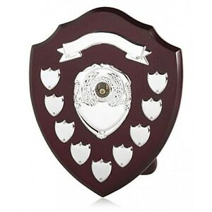 Wooden-Annual-Shield-10-or-12-inch-available-RRP-33-and-50-free-engraving