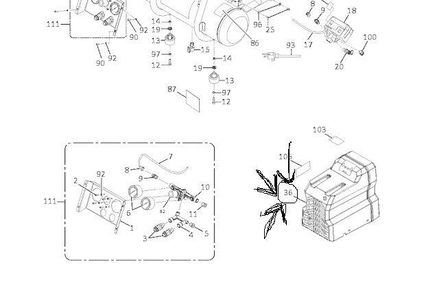 Ridgid Pump Assembly, Air Compressor OF25135CW