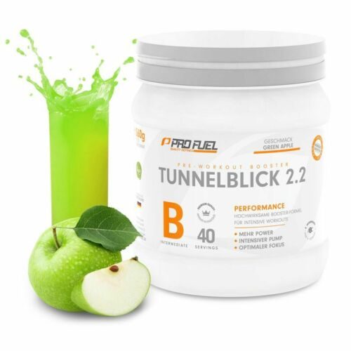 PROFUEL Tunnelblick 2.2-360g Nuovo Pre-workout Booster