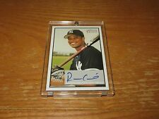 2003 Bowman Heritage Robinson Cano Signs of Greatness RC Rookie Auto Autograph