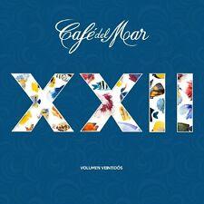 CAFE DEL MAR 22  2 CD NEU