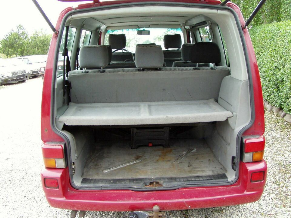 VW Caravelle 2,5 TDi 102 9prs, Diesel, årg. 1996