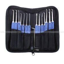 NEW lockpicking lockpick set tools unlocking opener locksmith crochetage serrure