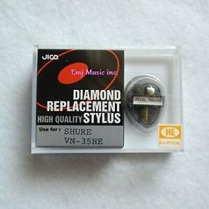 Jico Nippon Seiki gem industry Shure VN-35HE for exchange needle super Japan New