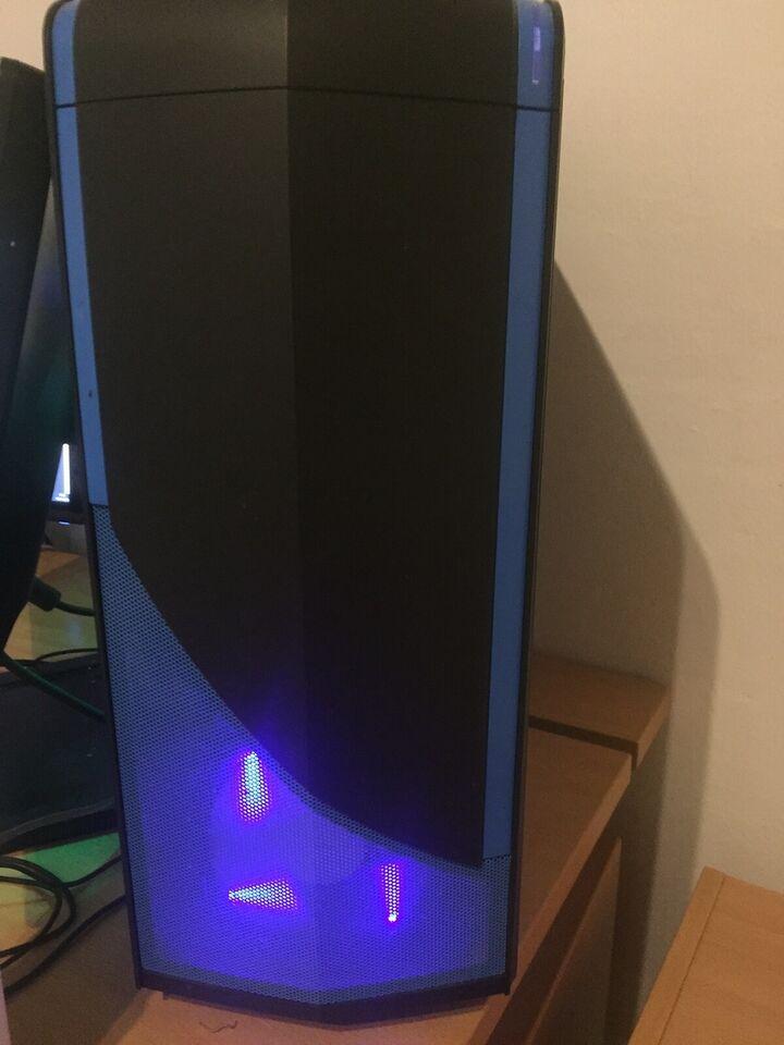 Andet mærke, SharkGaming med 144hz skærm, 4.0 Ghz