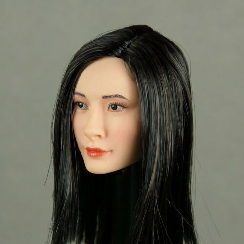Hot Stuff Female Stainless Steel Body Asian Head Sculpt S09 1//6 Scale Phicen