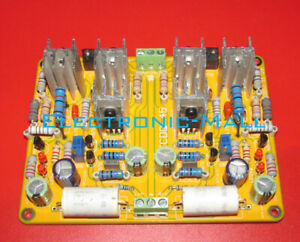 Beautifull-Voice-Class-A-Voltage-Driven-Amplifier-2-stage-Differential-AMP