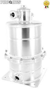 Torques-Cleanable-Split-Dry-Sump-Tank-1-5-Gallon-Capacity-Aluminium-Alloy
