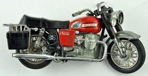 VTG MOTO GUZZI M5 1:15 POLISTIL ITALIAN TOY Highly detailed scale model