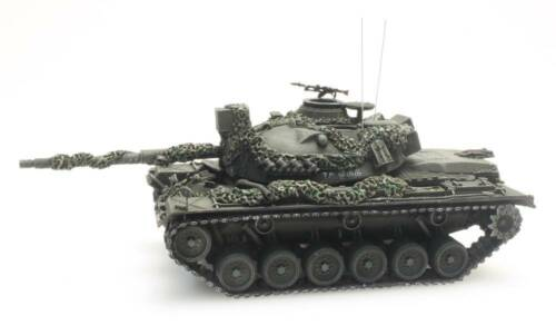 Artitec 6870059 tanques m48a2ga2 amarillo verde oliva despleguemos ejército alemán 1:87