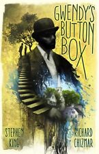 GWENDY'S BUTTON BOX STEPHEN KING Rich Chizmar 1st Printing HARDCOVER Retail $25!