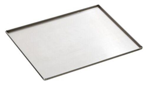 1 Backblech für Mehrzweck Heißluftofen Bartscher A120702 Maße 400 x 280 x 11 mm