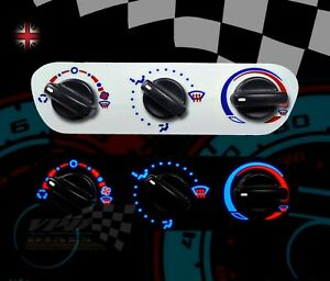 Ford-Transit-Speedo-Calentador-dial-interior-Bombilla-Led-Panel-rociada-sin-aire-con