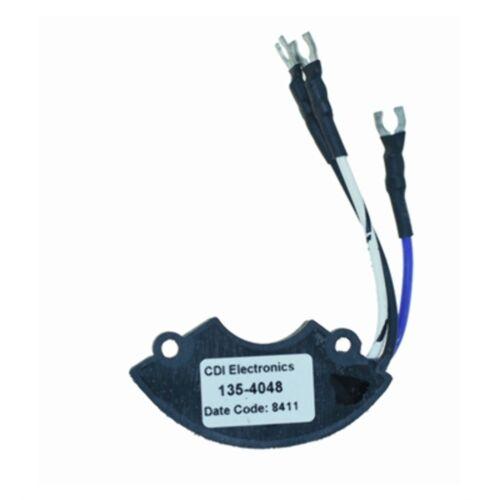 CDI 135-4048 70-140 HP Chrysler Trigger Sensor Pre Amp 3/&4 Cylinder FA14048-2 MD