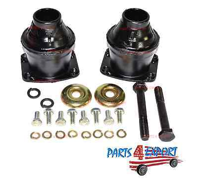 NEW Mercedes W108 W109 W111 Front Subframe Mount Kit 108 330 02 75