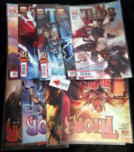 COMICS-COMIC-THOR-V4-del-11-al-20-PANINI-Comics-Nuevo-MARVEL-Straczynski-NUEVOS