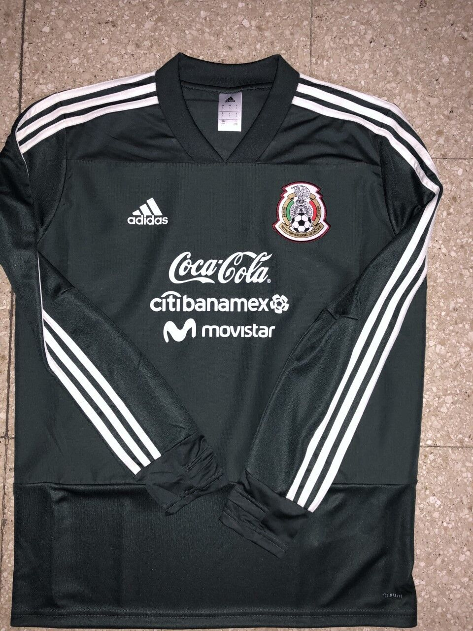 México Training Top Player Issue 2018-2019 XL