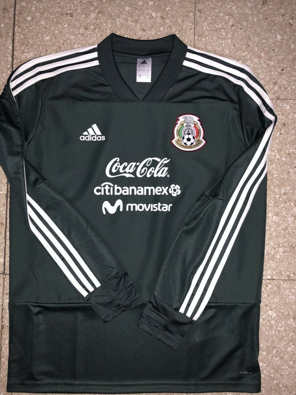 MEXICO TRAINING TOP PLAYER ISSUE 20182019  XL