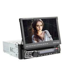 AUTORADIO RADIO PARA COCHE NAVEGADOR GPS BLUETOOTH SDUSB MP3 1DIN CD DVD SALE