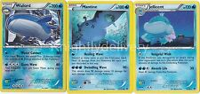 Pokemon Marlon Complete Deck - Wailord - Mantine - Jellicent - NM - 60 Cards