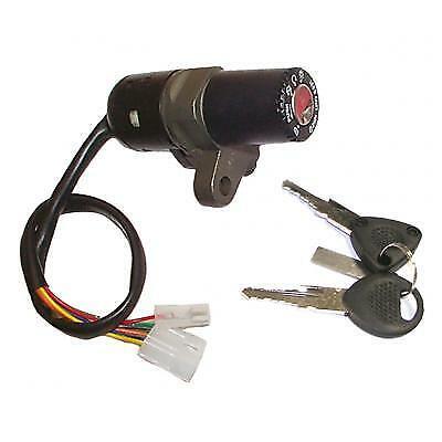 Set serrature con chiave compatibile con RIEJU MRX Spike 50 2005-2005