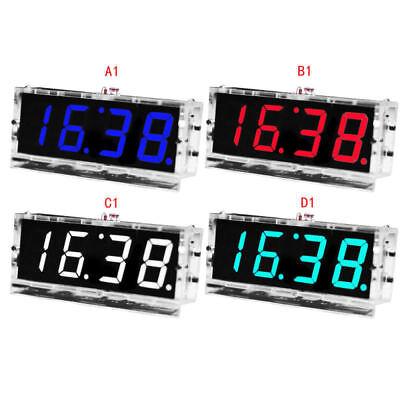 Large Digital Led Electronic Time Clock Hot Control 4 ...