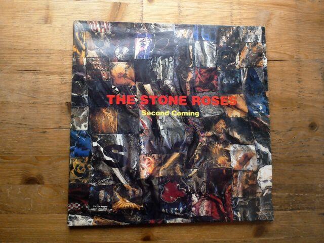 The Stone Roses Second Coming 1994 Press VG 2 x Vinyl LP Record Album GEF24503