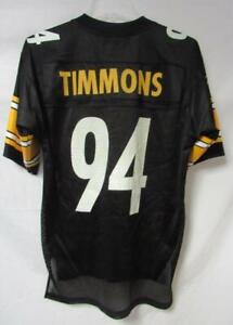 Details about Pittsburgh Steelers Mens Size Medium Lawrence Timmons #94 Jersey A1 1797