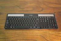 Logitech K750 Wireless Solar Keyboard w/o USB Receiver